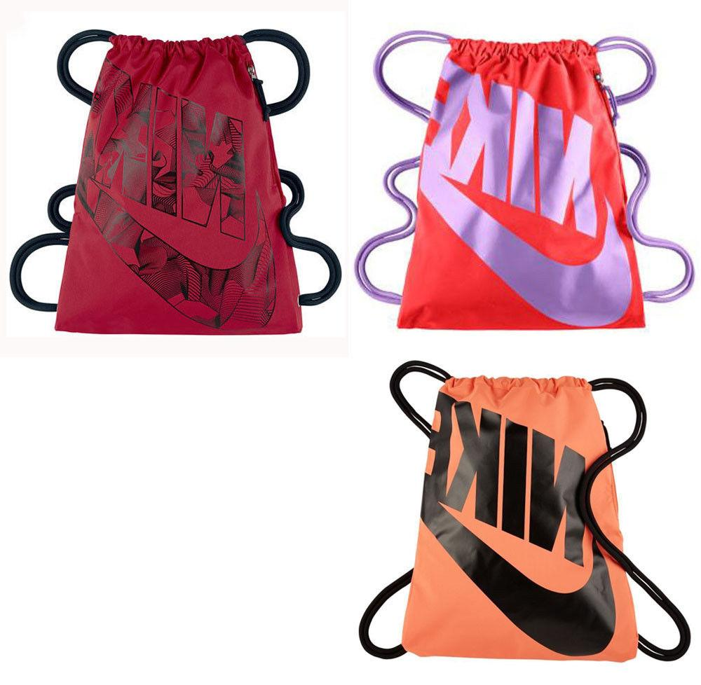 heritage gym sack pack drawstring bag gym