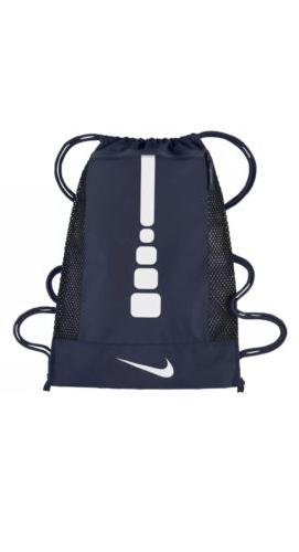 NIKE HOOPS ELITE GYMSACK Basketball Sport bag DRAWSTRING Bag