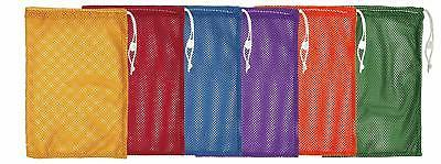 """Champion Sports Bags, 12"""" Assorted Colors, Pack of 6"""