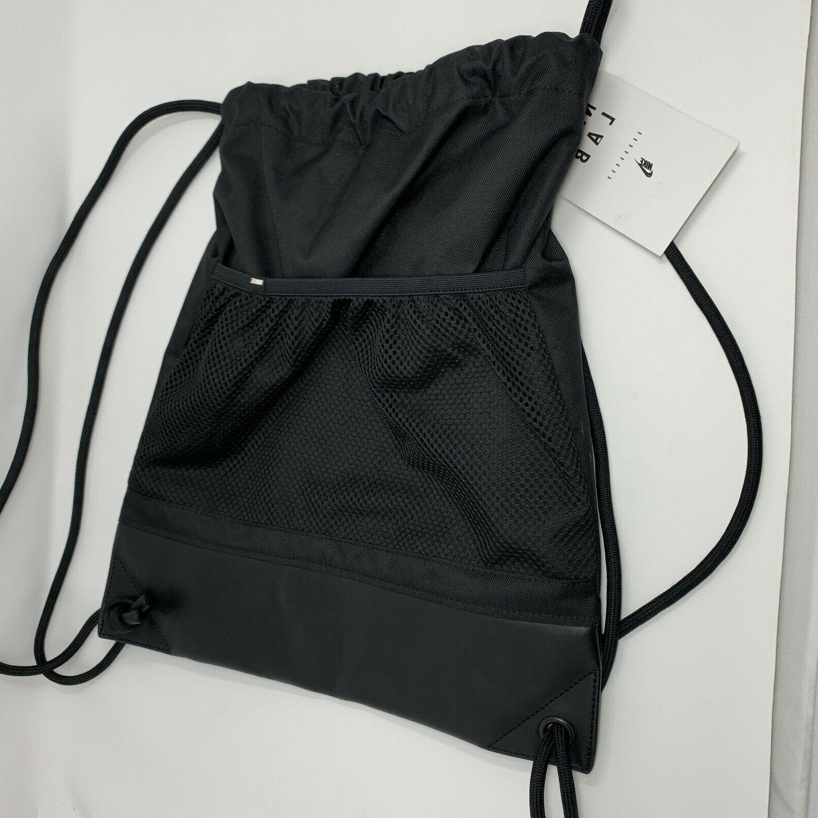 NikeLab Black Drawstring
