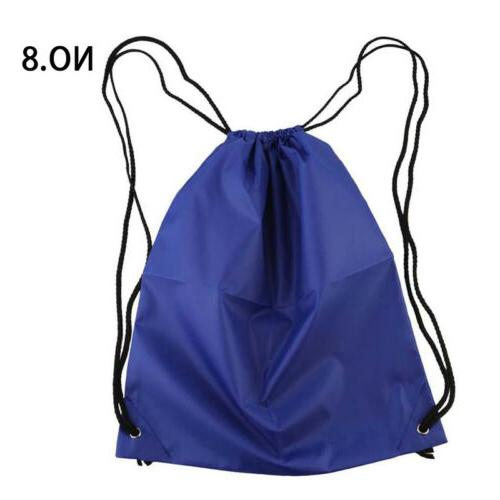 Nylon String Sackpack Outdoor Sports