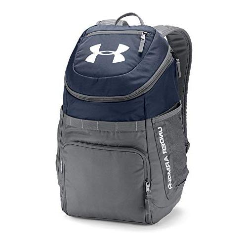 team undeniable backpack midnight navy 410 white
