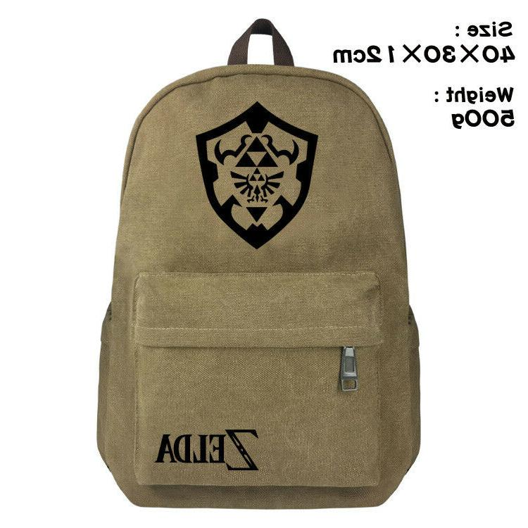 The of Backpack School Canvas Drawstring Laptop