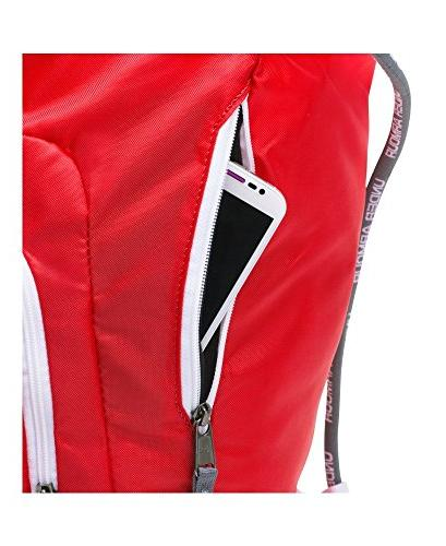 Under Armour® Undeniable Red Sackpack
