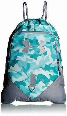 Under Armour Undeniable Sackpack /Drawstring Bag, Blue Infin