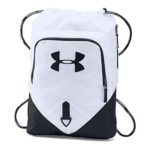 undeniable white sackpack