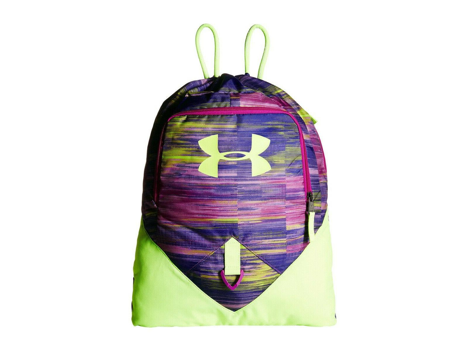 Under Armour Unisex Sackpack /Drawstring Green