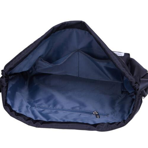 KAUKKO Water-proof Color Nylon Gym Sports Bag