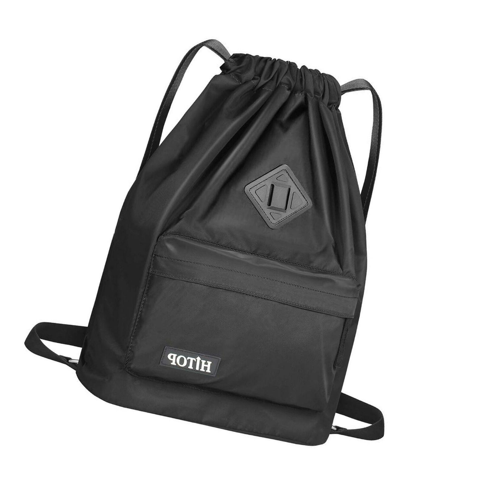 waterproof drawstring bag lightweight gym