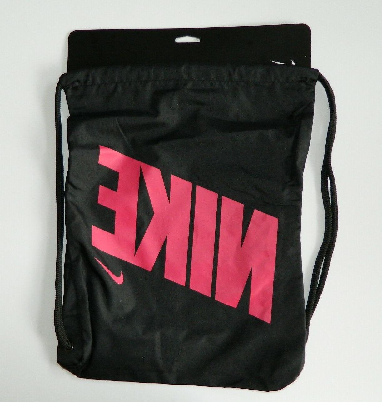 young athlete drawstring gymsack backpack