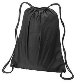 Liberty Bags Large Drawstring Backpack Cinch Sack School Bag