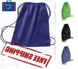 Liberty Bags Large Drawstring Pack with DUROcord 8882 Size: