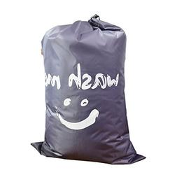 Extra Large Laundry Bag, IHOMAGIC Foldable Storage Bag with