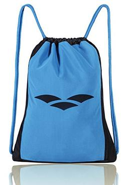 MIER Lightweight Gym Bag Backpack Drawstring Sackpack for Me