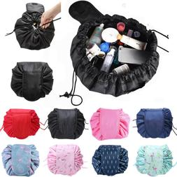 Magic Travel Pouch Drawstring Lazy Portable Cosmetic Beauty