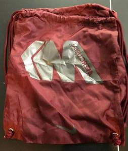 Nike Mercurial Football Backpack Drawstring Shoe Bag Soccer