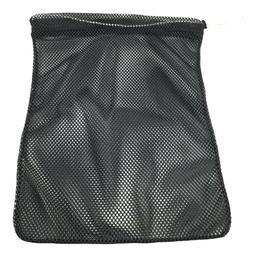 SGT KNOTS Mesh Bag  550 Paracord Drawstring Bag - Ventilated