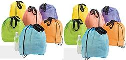 Fun Express Mesh Beach Bags - Party and Events