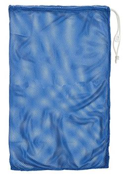 "Champion Sports Mesh Equipment Bag, Royal Blue, 24"" x 36"""
