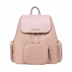 Michael Kors Large Abbey Cargo Backpack Drawstring Bag $448