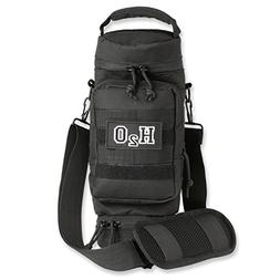Orca Tactical MOLLE H2O Water Bottle Pouch Hydration Carrier