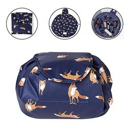 HOYOFO Multifunctional Toiletry Bag Travel Magic Cosmetic Po