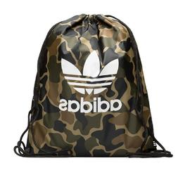NEW ADIDAS ORIGINALS TREFOIL CAMO GYMSACK DRAWSTRING BACKPAC