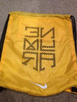 Nike Neymar Vapor 12 Elite Cleat Drawstring Dust Bag. Inside
