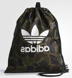 adidas Originals Drawstring Camouflage Multicolor Gym Sack
