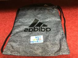 Adidas Originals Onix Jersey/Black Draw String Bag Gym Bag G