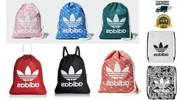 adidas Originals Trefoil Sackpack Black Colors Sports Gym Ba