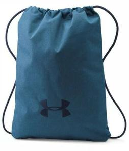 Under Armour Ozsee Elevated Sackpack Drawstring Bag Blue Bay