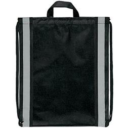 Pack of 25- Two Tone Non Woven Small Drawstring Backpack Cin