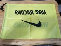 Nike Racing Track and Field Black and Volt Drawstring Shoe B