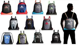 adidas Rumble Sack Pack Onix Drawstring Gym Bag Backpack Uni