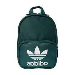 adidas Originals Santiago Mini Backpack, Collegiate Green, O