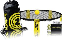 Spikeball Game Set - Played Outdoors, Indoors, Lawn, Yard, B