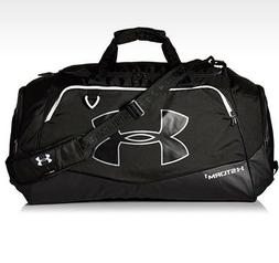Under Armour Storm Undeniable II Duffle Bag,Black/White,One