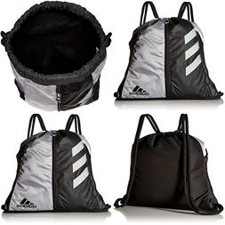 Adidas Team Issue Sackpack Black White Authentic Backpack On