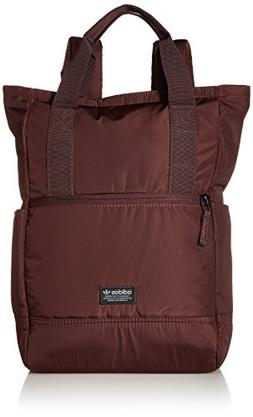 tote backpack dark red one size
