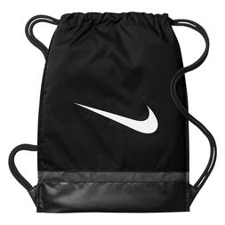 NIKE Training Gymsack Drawstring Black Backpack Sport Sackpa