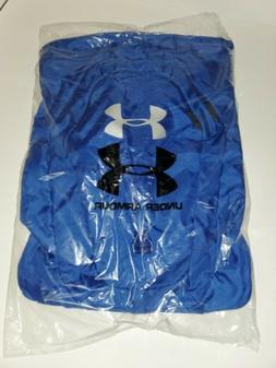 Under Armour Undeniable 2.0 Blue Drawstring Backpack Sackpac