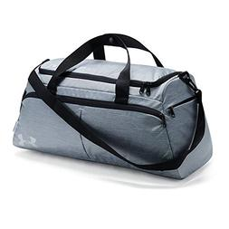 Under Armour Women's Undeniable Duffle, Black Full Heather ,