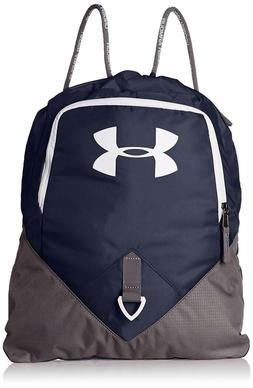 undeniable sackpack drawstring bag midnight navy blue