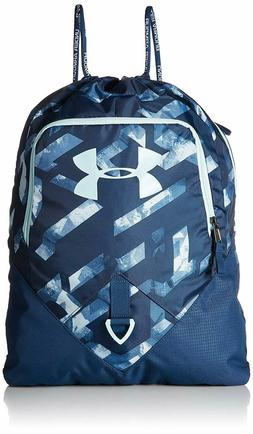 Under Armour Undeniable Sackpack /Drawstring Bag, Petrol Blu