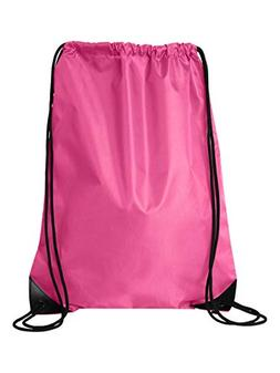 Liberty Bags Value Drawstring Backpack. 8886 - One Size - Ho